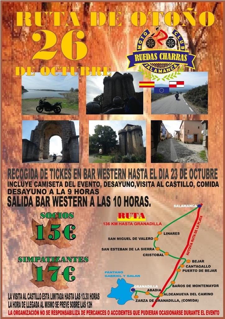 Ruta Otono 2014