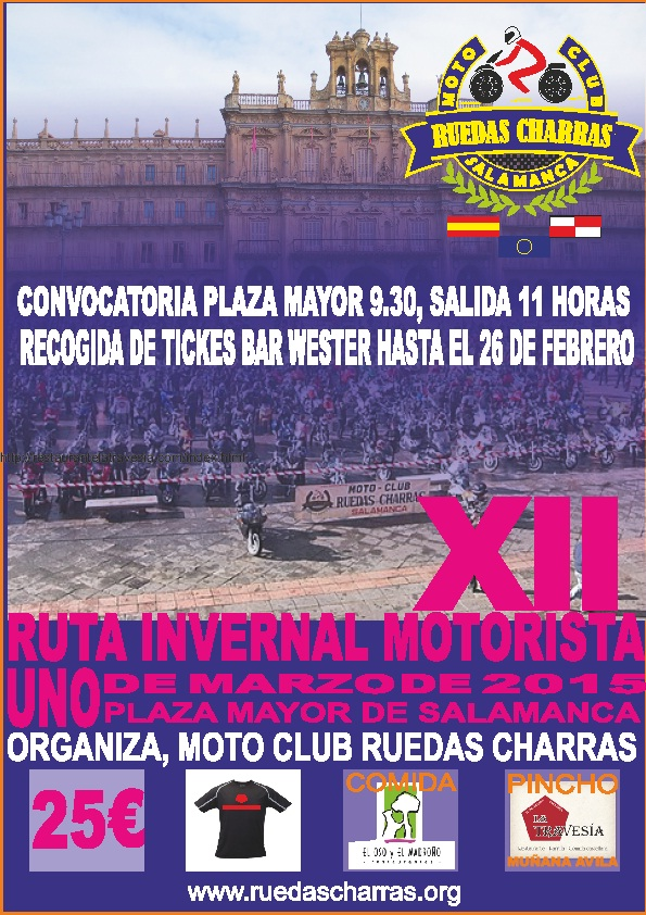 CARTEL RUTA INVERNAL2015