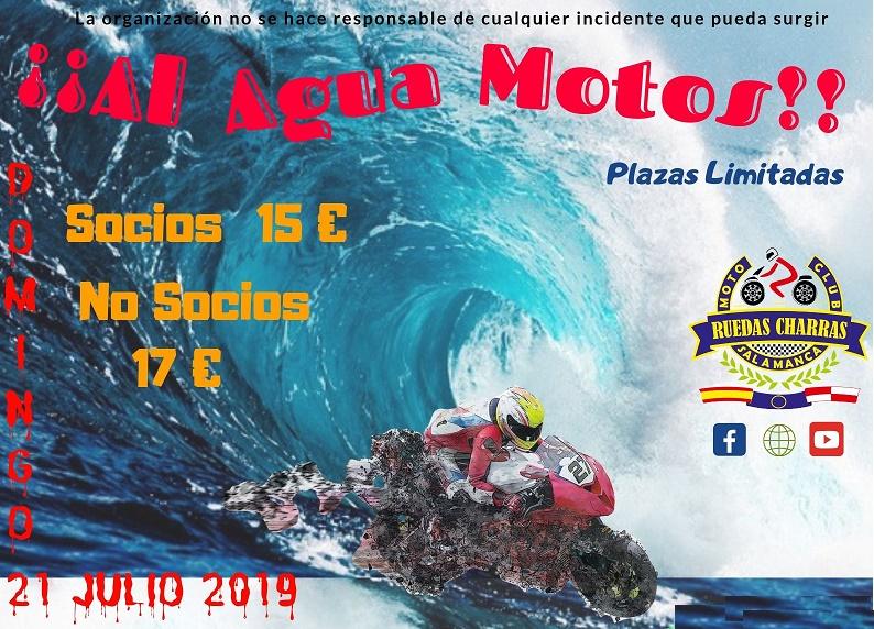 Al Agua Motos Ruedas Charras